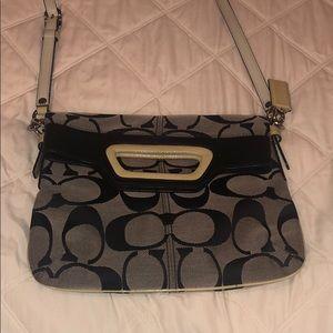 Coach CC bag with long strap